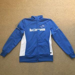 Lions Women's Zip-Up Jacket